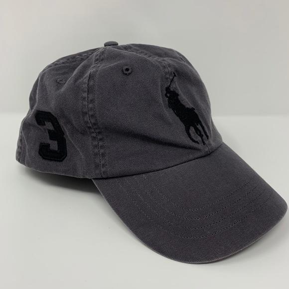 3e3cc4890d Polo Ralph Lauren Chino Big Pony Baseball Cap